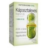 Káposztaleves kapszula -Interherb Vital GYIHKV Táplálék kiegészítők INTERHERB