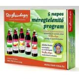 Dr.Steinberger 5 napos méregtelenítő léböjt Táplálék kiegészítők DR.STEINBERGER