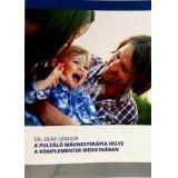 Dr. Deák Sándor: A pulzáló mágneterápia helye a komplementer medicinában (könyv) Mágneses termék NIDOLIFE