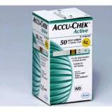Accu-chek - vércukor tesztcsík (50db) Vércukormérő ACCU CHEK