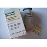 Accutrend - koleszterin tesztcsík (25db) Vércukormérő ACCUTREND