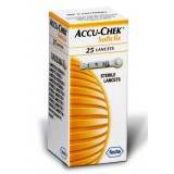 Accu-chek Softclix - vérvételi lándzsa (25db) Vércukormérő ACCU CHEK