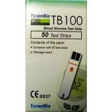 TysonBio TB 100 vércukor tesztcsík (50db) Vércukormérő TYSONBIO