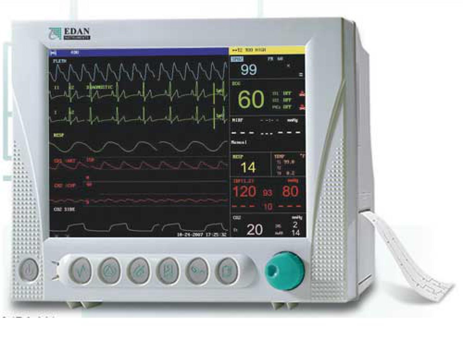 Betegellenőrző monitor - EDAN