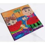 Rossmax WB 100 gyerek mérleg Egészségügyi mérőkészülék ROSSMAX