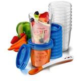 Avent via etetőszett - komplett új Baba termékek PHILIPS AVENT