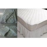 Gumifüles matracvédő lepedő - Napgyöngye Ágynemű, - textil NAPFÉNYPAPLAN