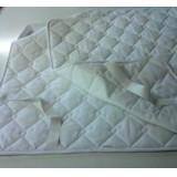 Gyermek gumifüles matracvédő - Napgyöngye Ágynemű, - textil NAPFÉNYPAPLAN
