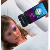 Medisana ThermoDock lázmérő Egészségügyi mérőkészülék MEDISANA