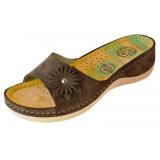 Női papucs - fusbett PU916 Papucs, - cipő WELLMED