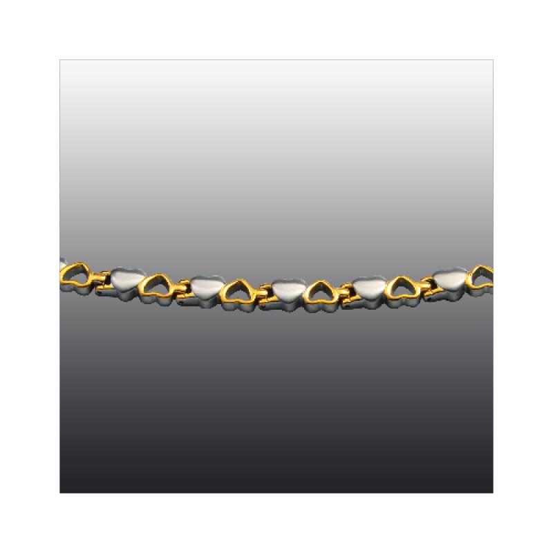 Jade Mágneses karkötő Luxury2